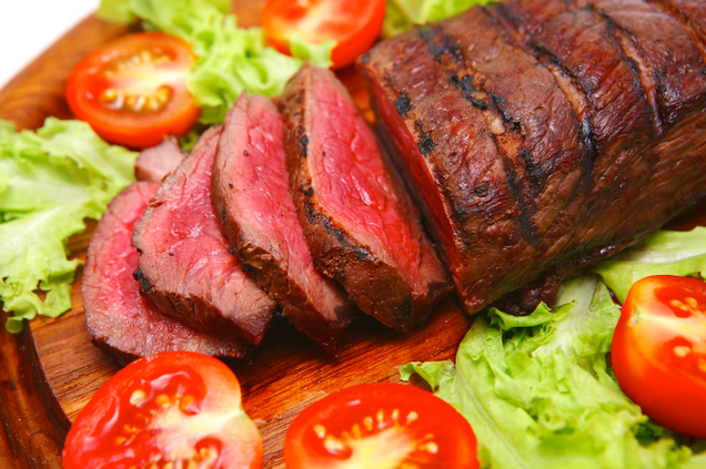 Benefits of Zinc - Beef and red meat generally is a good source of zinc.