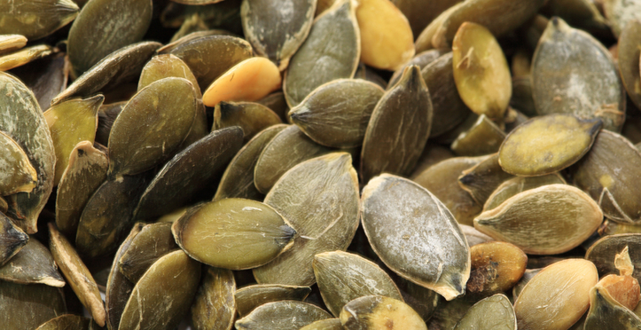Benefits of Zinc - Nuts and seeds are good sources of dietary zinc