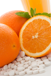 How to best achieve the Benefits of Vitamin C  - Should you use Vitamin C Supplements or Not - Vitamin C from diet and supplements