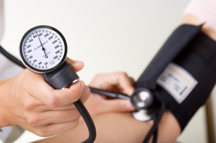 High blood pressure supplements