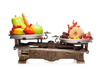 A healthy balanced diet - an easy road if you follow six simple nutrition tips.