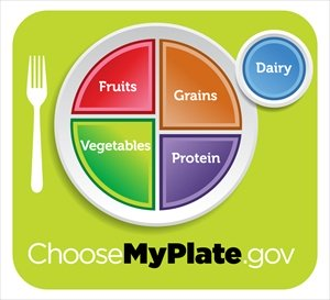 USDA'S New Food Pyramid becomes a plate - Myplate – how Harvard's Healthy Eating Plate and PCRM's Power Plate improve on it.